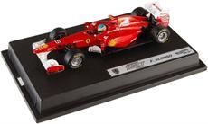 Model Alonso Ferrari 150 Italia 1:18