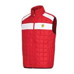 Pánska Vesta Scuderia Ferrari červená