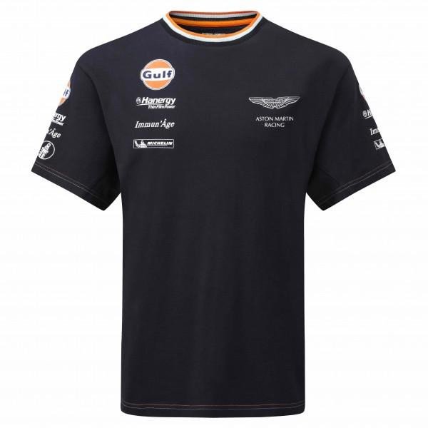 Tímové tričko Aston Martin