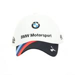 Tímova šiltovka BMW Motorsport modrá