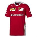 Detské tímové tričko Scuderia Ferrari