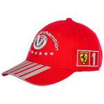 Šiltovka Michael Schumacher
