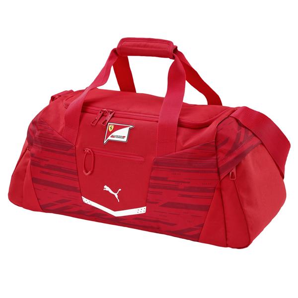 Športova taška Puma Ferrari červená  48ef3313236