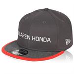Tímová šiltovka McLAREN Honda 2017