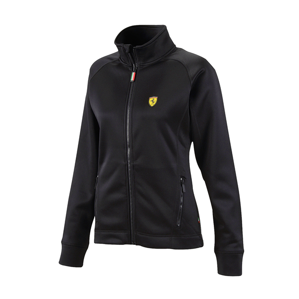 Ferrari F1 Team Ladies Powerstretch Sweatshirt Black
