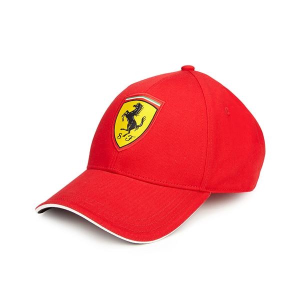 Šiltovka Scuderia Ferrrari Classic červená