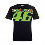 Pánske tričko Valentino Rossi čierne