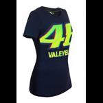 Dámske tričko Valentino Rossi Modré