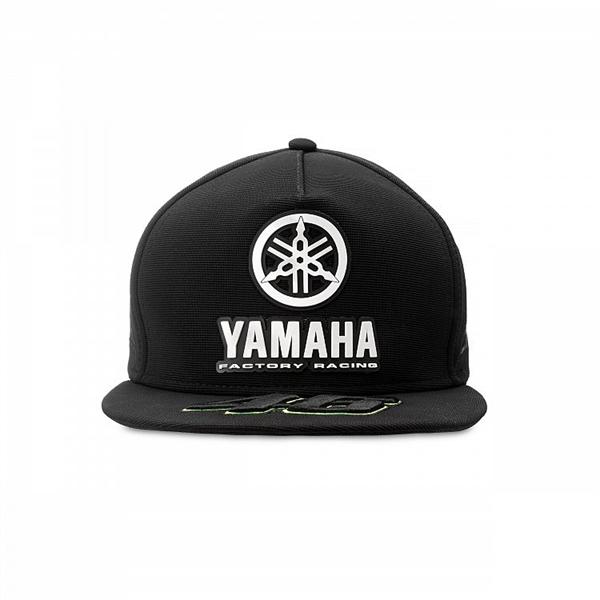 Šiltovka Valentino Rossi Yamaha čierna