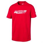 Pánske Tričko Puma Ferrari Červené