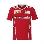 Tričko Scuderia Ferrari Kimi Raikkonen