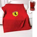 Deka Scuderia Ferrari červená