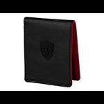 Pánska Peňaženka Scuderia Ferrari čierna