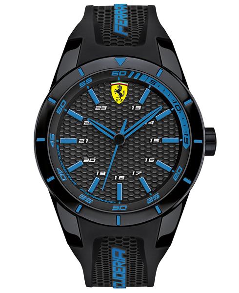 Hodinky Scuderia Ferrari Blue Black 44MM