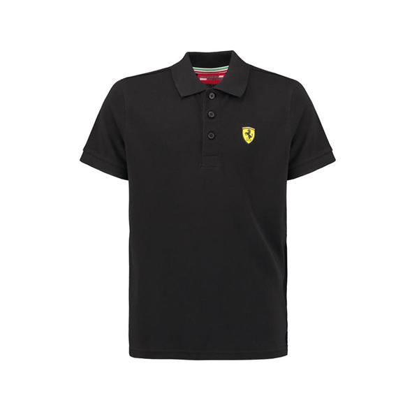 Detská Pólo Košeľa Scuderia Ferrari  ab516f68fc2