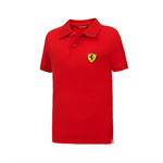 Detská Pólo Košeľa Scuderia Ferrari
