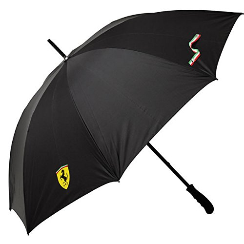 Dáždnik Scuderia Ferrari Čierny
