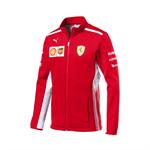 Tímová Softshell Vetrovka Replica Scuderia Ferrari 2018