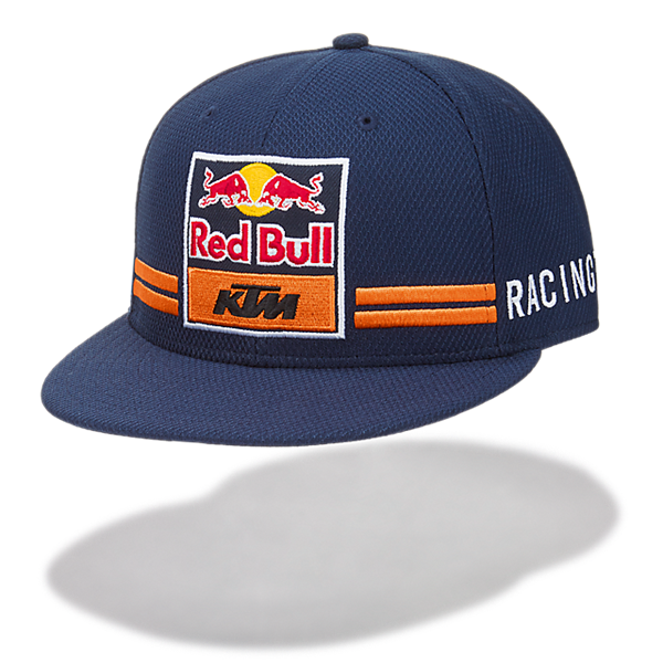 Šiltovka Flat Red Bull KTM Racing Team