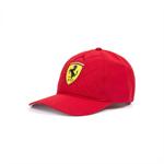 Šiltovka Scuderia Ferrari Quilt červená 2018