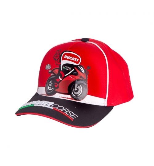 Detská Šiltovka Ducati Mascotte