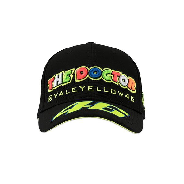 Šiltovka Valentino Rossi čierna
