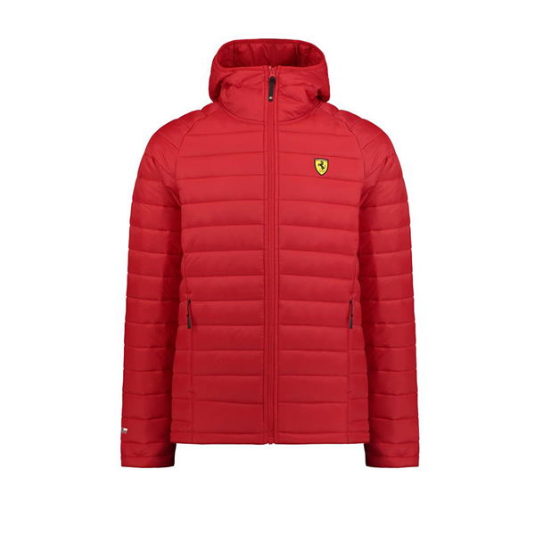 2018 Scuderia Ferrari F1 Team Padded Jacket Red
