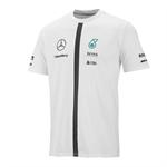 Tričko Mercedes GP v bielej Farbe