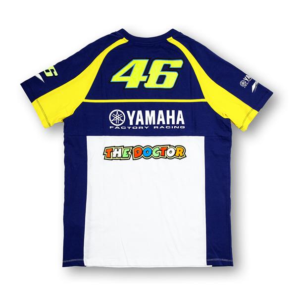 Pánske tričko Valentino Rossi Yamaha