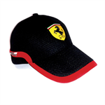 Šiltovka Ferrari Track biela