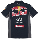 Polokošeľa Infinity Red Bull Racing