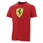 Detská šiltovka Classic Cap Ferrari červená