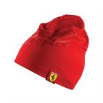 Pletená zimná čiapka Scuderia Ferrari