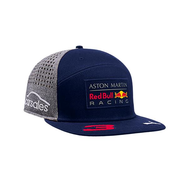 Šiltovka Aston Martin Red Bull Racing F1 Team Ricciardo Flatbrim c6207b2fd2