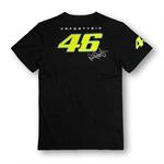 Tričko Valentino Rossi čierne