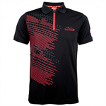 Michael Schumacher Polo-Shirt Speedline čierne