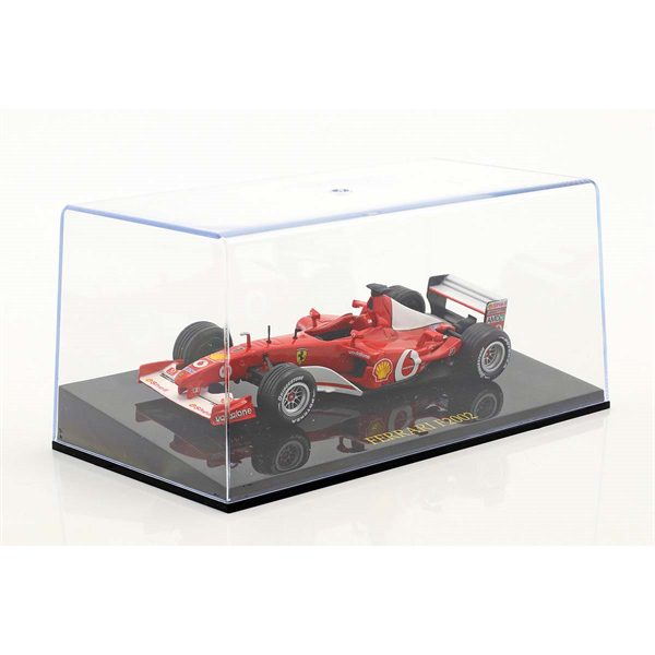 M. Schumacher 1:43 Ferrari F2002 #1 World Champion