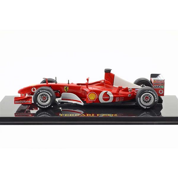 M. Schumacher 1:43 Ferrari F2002 #1 World Champion