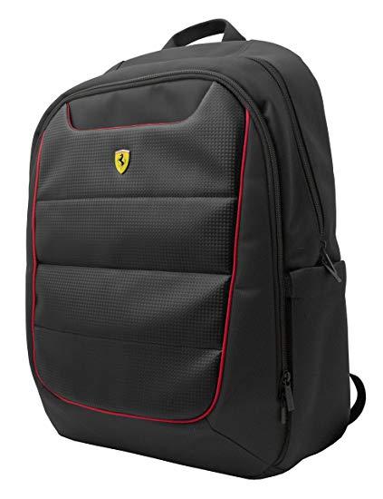 Hodinky Scuderia Ferrari čiernoo červené