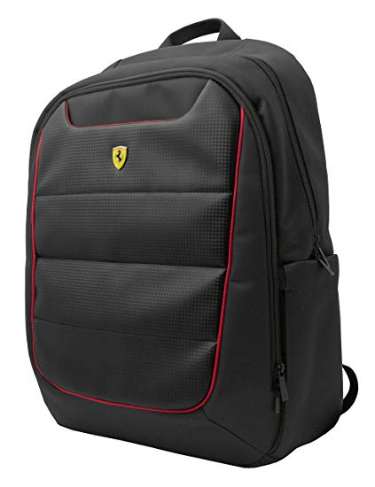 Batoh Scuderia Ferrari čierny