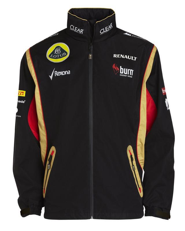 Tímová Vetrovka Lotus F1