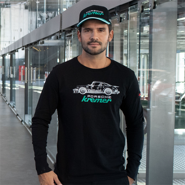Tričko s dlhým Rukávom Porsche Kremer Racing