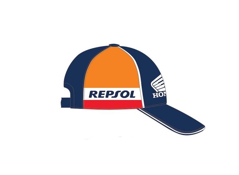 Honda Repsol HRC Cap