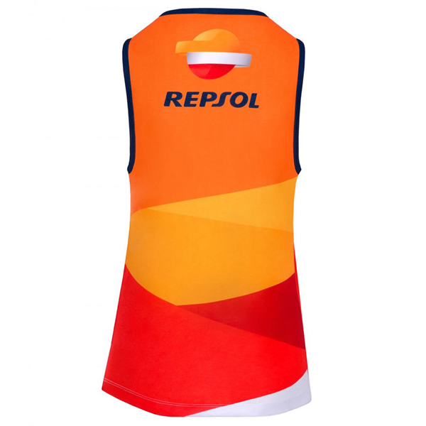 Repsol Honda Ladies Tank Top Womens Vest Top