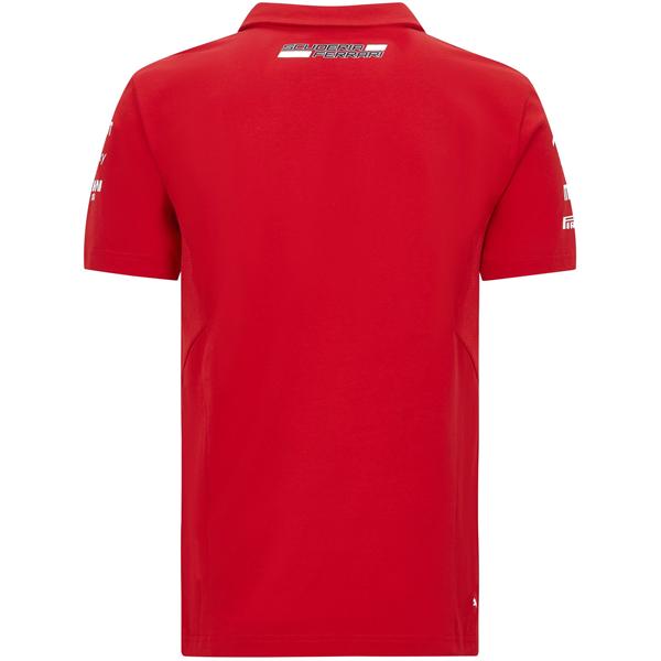 Tímova Polo Košeľa Scuderia Ferrari