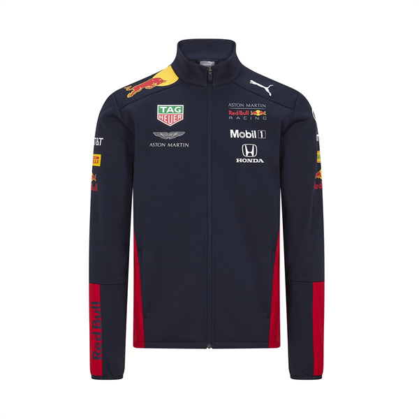 Vetrovka Softeshell Red Bull Racing F1 Men's Team