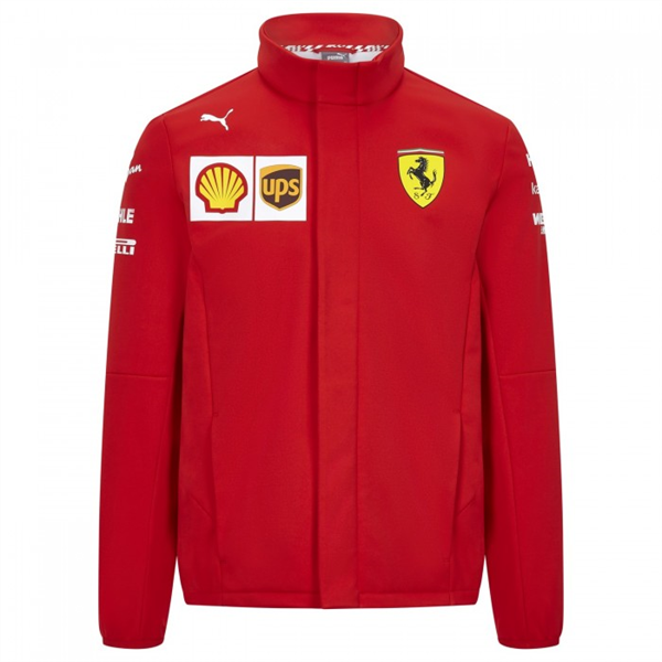 Ferrari F1 Team Mens Softshell Jacket