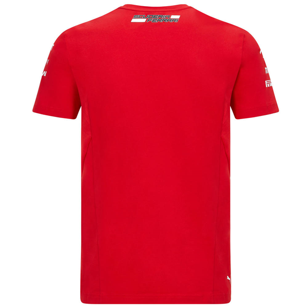 Tímové tričko Leclerc Scuderia Ferrari