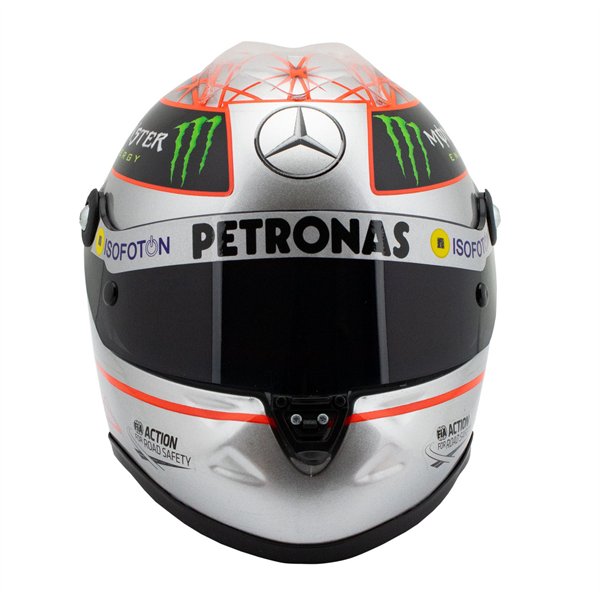 Helma Michael Schumacher 300 grand prix Platinum
