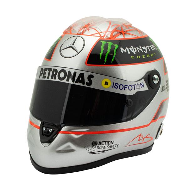 Helma Michael Schumacher 300 grand prix Platinum